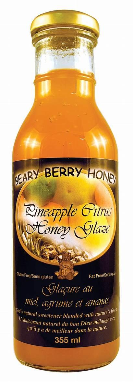 Honey Pineapple Glaze Citrus