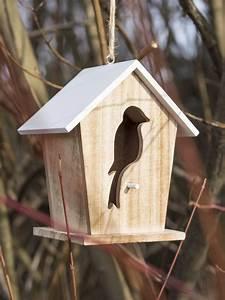 Kleiderständer Holz Weiß : holz vogelhaus gartendeko hellbraun weiss 18x15 5x11cm vogelhaus ~ Whattoseeinmadrid.com Haus und Dekorationen