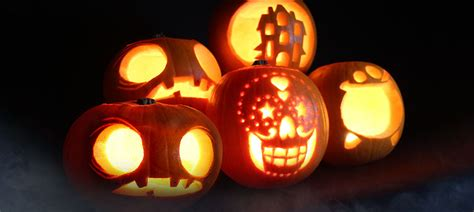 printable pumpkin carving stencils party delights