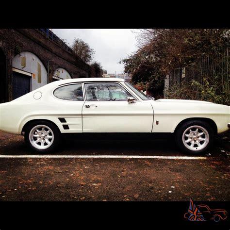 Mint 1973 Ford Capri Mk1 2.0 Gt V4 Auto Very Rare