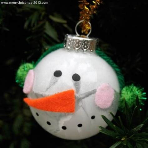 pinterest christmas ornament ideas snowman ornament crafts for images 2015