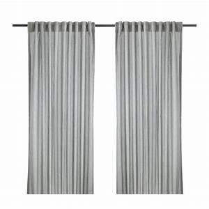 Ikea Rideau Blanc : les rideaux ikea un grand choix et de qualit design ~ Melissatoandfro.com Idées de Décoration