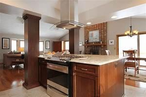 Island Kitchen Cool Kitchen Design Best Photos Modern