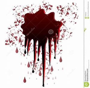 Tache De Sang : conception de tache de sang illustration de vecteur ~ Melissatoandfro.com Idées de Décoration