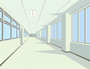 Hallway clipart hall - Pencil and in color hallway clipart ...