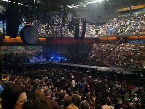 Mohegan Sun Connecticut Arena Seating Chart Mohegan Sun Arena Section 24 Concert Seating