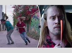 Macaulay Culkin revisits Home Alone's Kevin in dark web