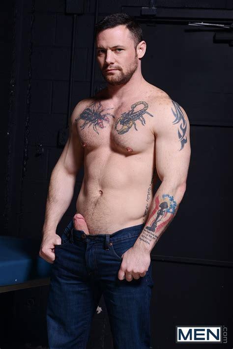 Rafael Alencar And Sergeant Miles Hardcore Butt Fuckers
