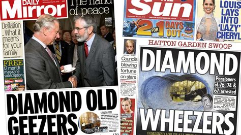 The tabloid format is popular across the press industry. Informal term for some british tabloid newspapers ...