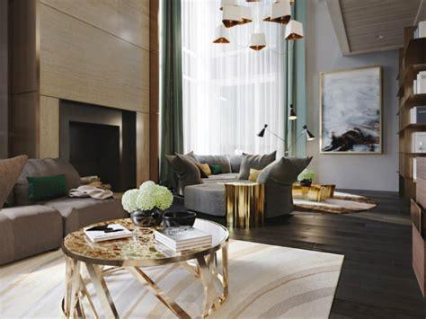 mid century modern apartments living room designs