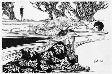 La venus de las pieles, de guido crepax (1). Sara Pezzini on in 2019   Illustration art, Comic art, Art