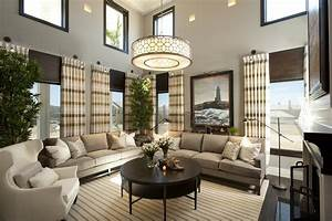 Hamptons Inspired Luxury Living Room Before and After