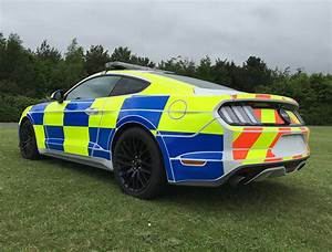 UK Police Eyeing Mustang GT for Street Use - 95 Octane