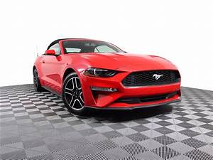 Pre-Owned 2019 Ford Mustang EcoBoost Convertible in Philadelphia #14626 | Danis Auto