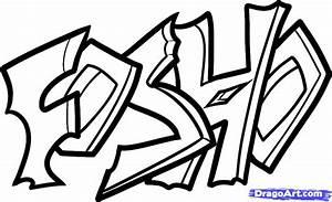 How to Draw Graffiti For Kids, Step by Step, Graffiti, Pop ...