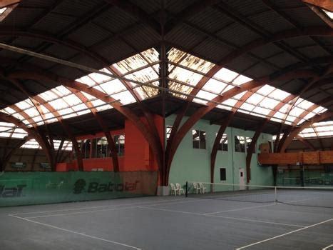 image gallery bourg la reine tennis halls bourg la reine structurae