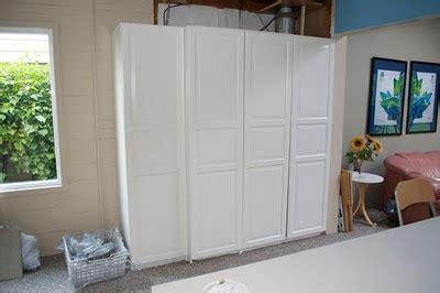 cabinet  hide  boiler  fuse box ikea hackers