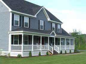Front Porches On Colonial Homes Colonial Home Exterior Design Details