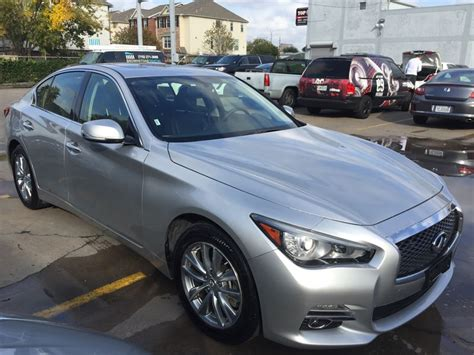 Infiniti Sales 2016 by 2016 Infiniti Q50 For Sale By Owner In Houston Tx 77299