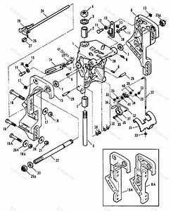 Mercury Force Outboard Parts By Hp  U0026 Serial 50hp Oem Parts