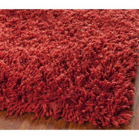 shag area rug safavieh shag rust area rug reviews wayfair