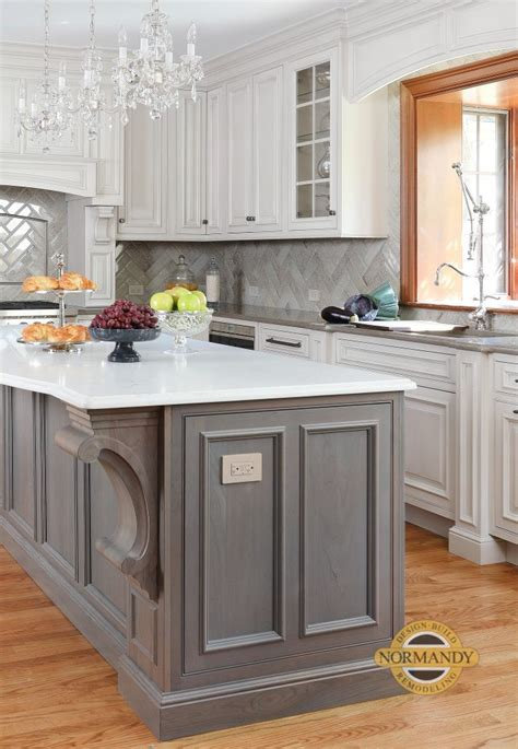 The Buzz On Kitchen Island Electrical Outlets  Normandy