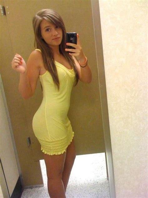 Selfie Hot Teen Beautiful Woman Pinterest