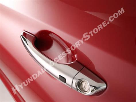 hyundai elantra clear door pocket protector