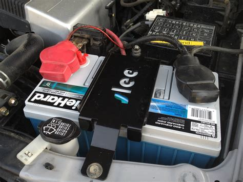 Slee Offroad by Slee Offroad Group 31 Battery Install Kit Tlc Faq
