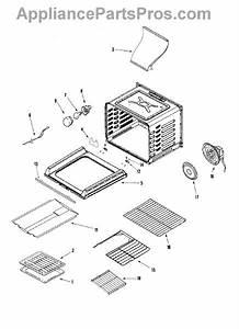 Parts For Jenn-air Jgr8875qds  Cavity Parts