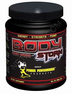 Power Performance Products Body Storm