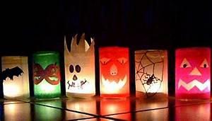 Halloween Basteln Gruselig : halloween basteln gruselige tischdekoration aus gl sern ~ Whattoseeinmadrid.com Haus und Dekorationen