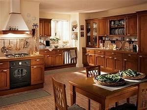 la cuisine ouverte sur la salle a manger 55 photos With meuble de salle a manger avec cuisine classique