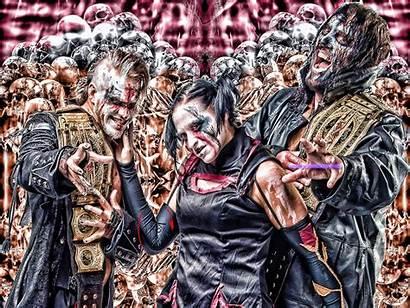 Njpw Tna Wrestling Impact Wallpapers Roh
