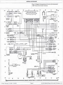 Wiring Diagram For 1986 Ford Crown Victoria