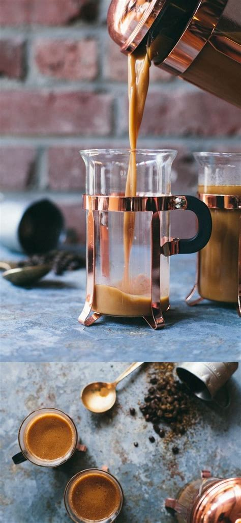 Does chai latte contain caffeine? French Press Chai Latte | Recipe | French press chai, Coffee