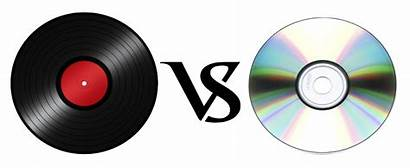 Cd Vinyl Question Compact Age Discs Came