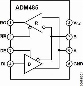 Adm485 Datasheet And Product Info