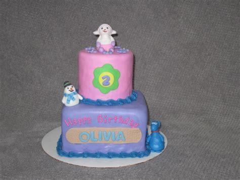 Doc McStuffins Lambie Cake