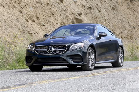 2018 Mercedes-benz E400 Coupe First Drive Review