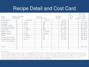 Test Plan Template Excel Food Production I