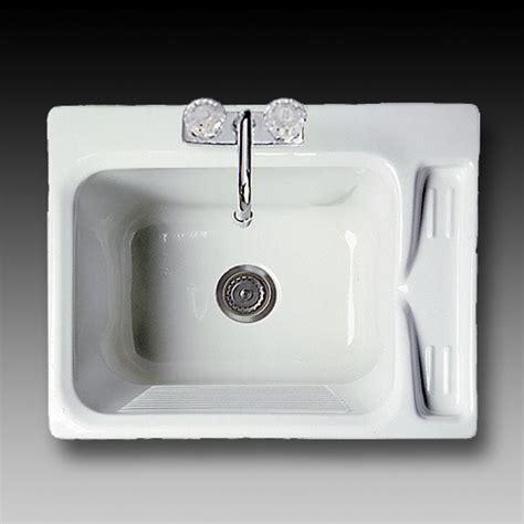 Deluxe Acrylic Laundry Sink   Acri Tec Bath and Kitchen