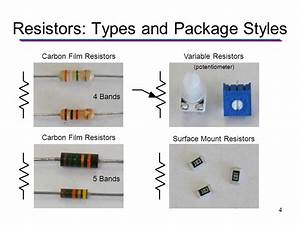types of surface mount resistors - 28 images - poly fuse ...