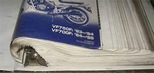 Sell Honda Official Motorcycle Shop Manual