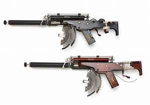Typewriter guns / Boing Boing  Gun