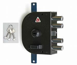 serrure picard 3 points cr serrature a2p droite With porte de garage enroulable avec serrure picard