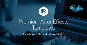 free after effects templates rocketstock With adobe premiere intro templates