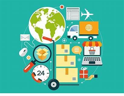 Ecommerce Business Commerce Successful Demand Impacts Positive