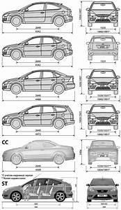 Dimension Ford Focus 3 : ford focus ii 1 6 1 8 2 0 ~ Medecine-chirurgie-esthetiques.com Avis de Voitures