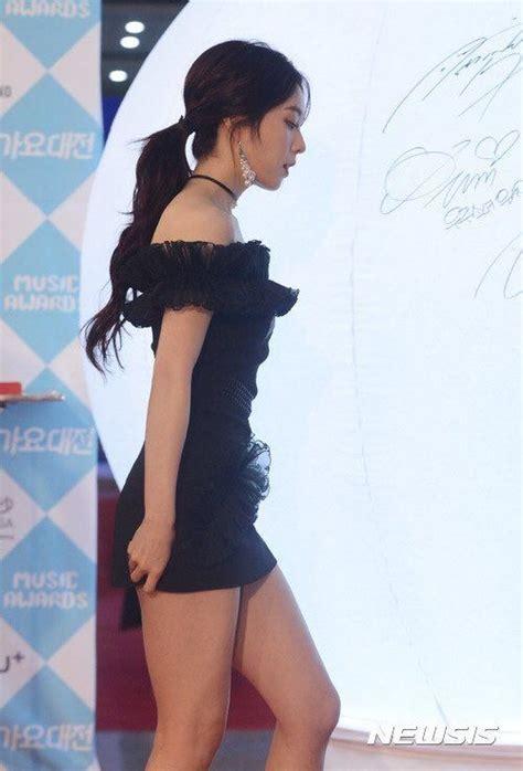 Red Velvet Irene Wears u201cRevealingu201d Dress To SBS Gayo Daejun u2014 Koreaboo